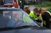 Inventariseren verwonding bestuurder