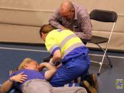 Eerste hulp bij een bewusteloos slachtoffer
